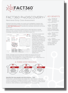 FACT360-PreDiscovery-Plus-Product-Sheet