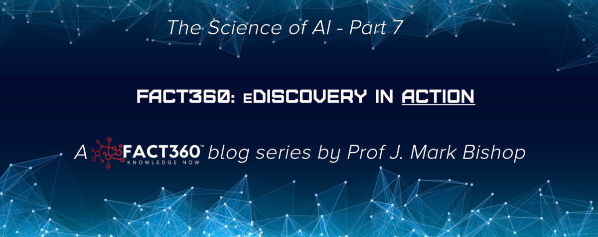 Blog Post 7 eDiscovery in action